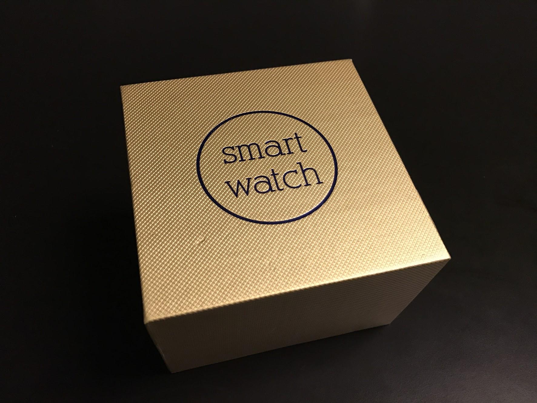 King Wear 18 Smartwatch Box