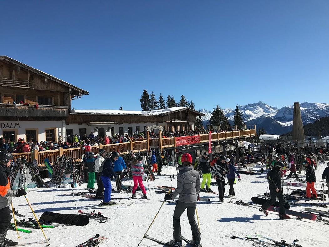 Kaltenbach skiferie Zillertal