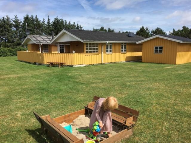 Vores sommerhus i Bjerregaard - Sigfred Jensens Vej 18