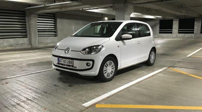 VW up radio skratter Volkswagen støj på radiosignalet radiosignal
