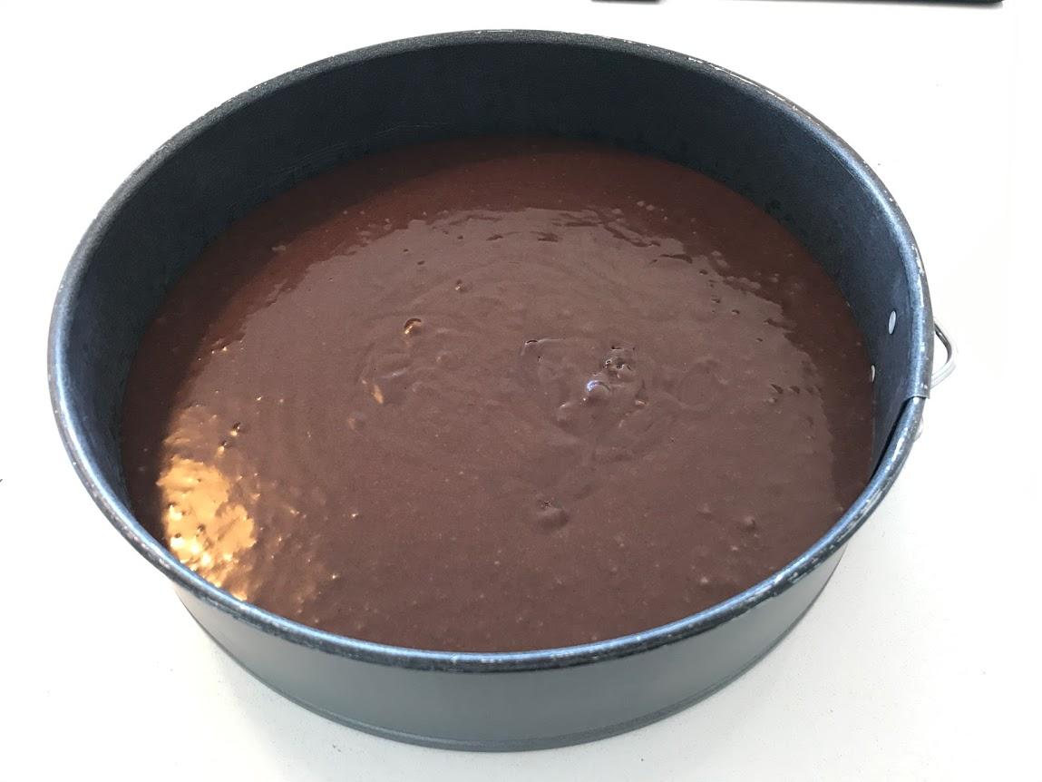 chokoladekage opskrift springform