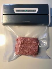 Vakuumpakning af kød vakuumpakke oksekød kylling svin andesteg