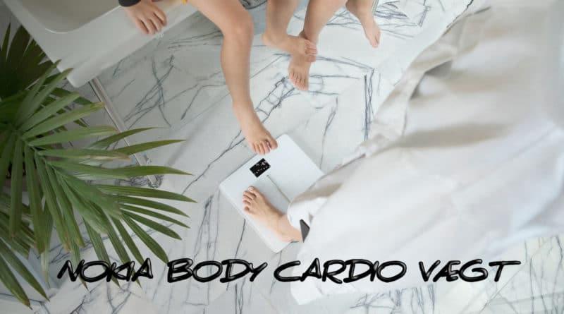 Nokia Body Cardio vægt scale test erfaring