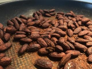 Opskrift på soyamandler hjemmelavede soya mandler soy glaced almonds homemade