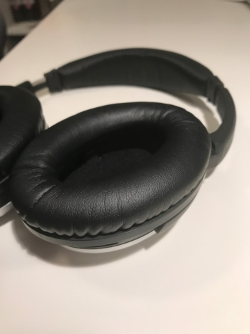 how to switch exchange your change earpads bose quiet comfort quietcomfort 15 25 35 skift ørepuder på nye høredutter