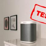 anmeldelse test af sonos play 1 erfaring vandtæt højtaler trådløs er sonos godt