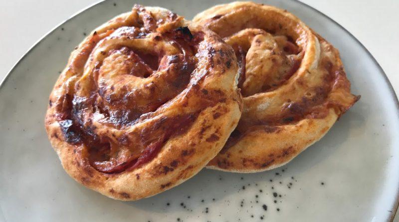 opskrift på de allerbedste pizzasnegle i hele verden danmark bløde og lækre velsmagende