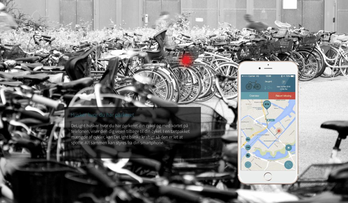 intelligente lygter automatisk automatiske tænd og sluk test af de bedste cykellygter gode erfaring delight by findrs smartphone spor stjålet cykel