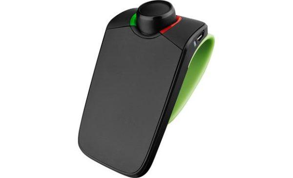 håndfri telefoni håndfrie mobil til bilen bedste handsfree mobiltelefoni car speakerphone bedste hvad er den god test af jabra freeway drive tour parrot minikit neo 2 hd