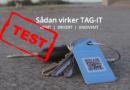 Tag-it | Så nemt får du mistede ejendele tilbage (test)