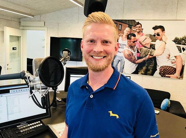 Lars Koch Hansen morgenholdet radio VLR pernille georgi Torben hansen