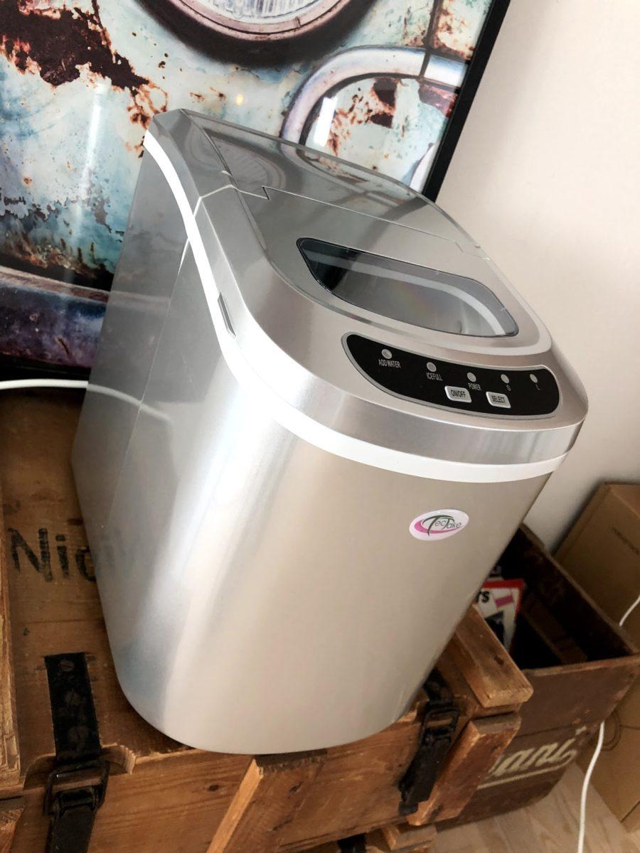 test af isterningemaskine isterningmaskine erfaring med til hjemme anmeldelse af 2018 2019 2020 isterning-maskine