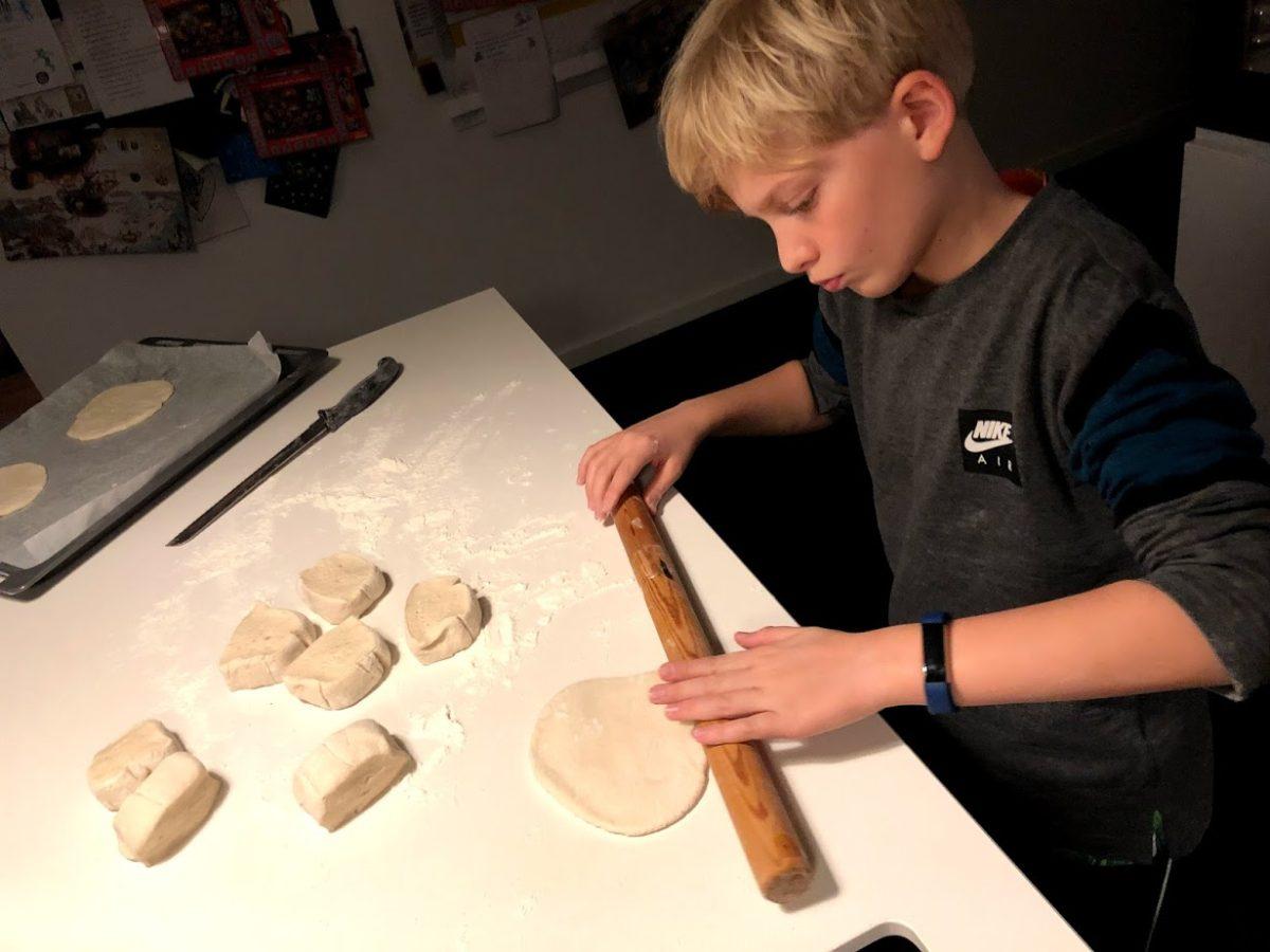 opskrift pitabrød hjemmelavet lækre luftige hul i midten hjemmelavede god opskrift