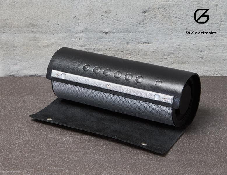 test af bluetooth højtaler gz-22 gz-electronics erfaring review anmeldelse god bluetoothhøjtaler batteritid kvalitetshøjtaler