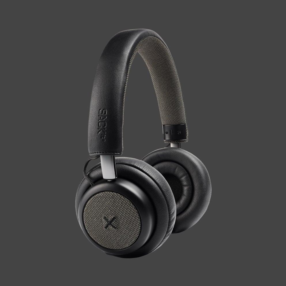 Sort udgave - test af touchit hovedtelefoner med aktiv noise cancellation støjreduktion hovedtelefoner med støjdæmpning anmeldelse