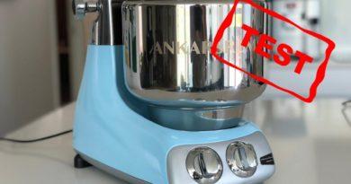 Test: Ankarsrum Assistent – en super køkkenmaskine!