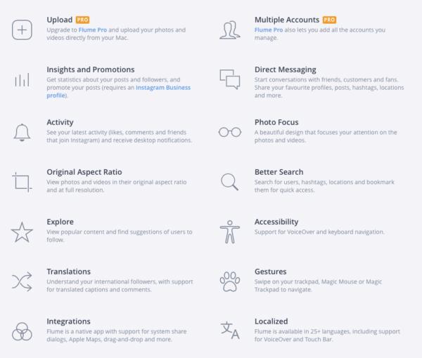 funktioner instagram på mac lav post fra computer app program til macbook styr posts indlæg