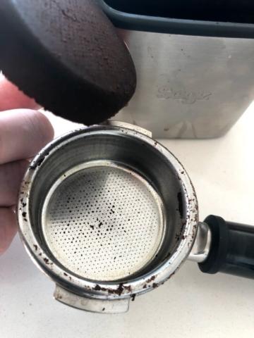test sage oracle anmeldelse af sage the oracle touch bedste espresso espressomaskine fuldautomatisk semiautomatisk god kaffe maskine automatisk mælkesteamer portafilter knockbox