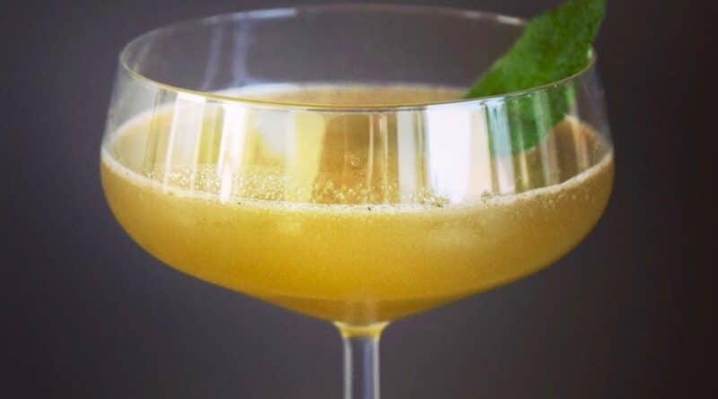opskrift old cuban cocktail hvordan laver man