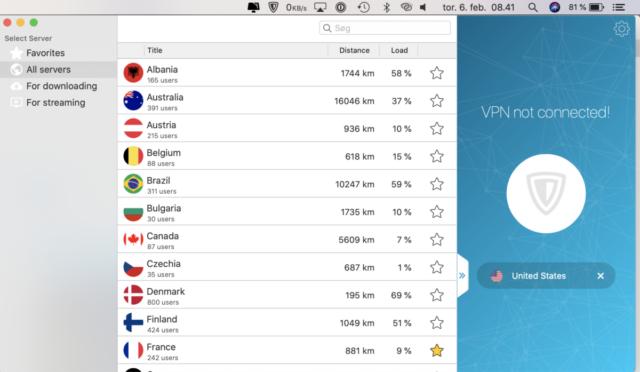VPN forbindelse hvad er det service godt ved test anmeldelse bruger du VPN-service en god Zenmate Cyberghost