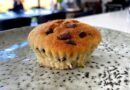Bananchokolade muffins / kage (opskrift)