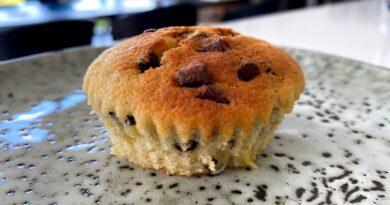 banankage muffins med chokolade opskrift på bananchokoladekage banankage med chokoladestykker muffins bananchokolade nem god hvordan laver man