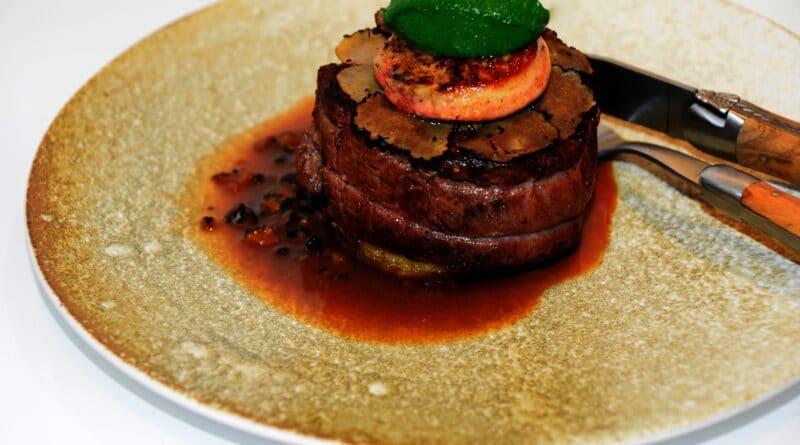 tournedos rossini opskrift med oksemørbrad og foie gras