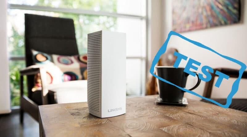linksys velop test router bedste mesh netværk hjemme apple produkter anbefaler erfaring med test af anmeldelse mening om er den god super netværksdækning dårlig dækning i huset kælderen loftet børneværelset