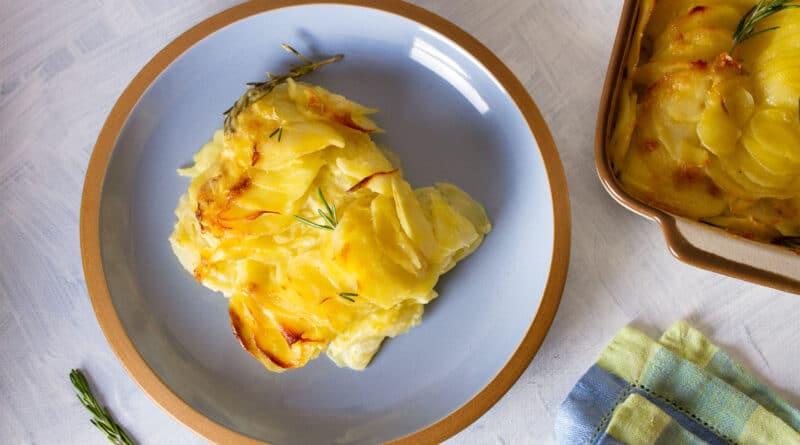 flødekartofler opskrift