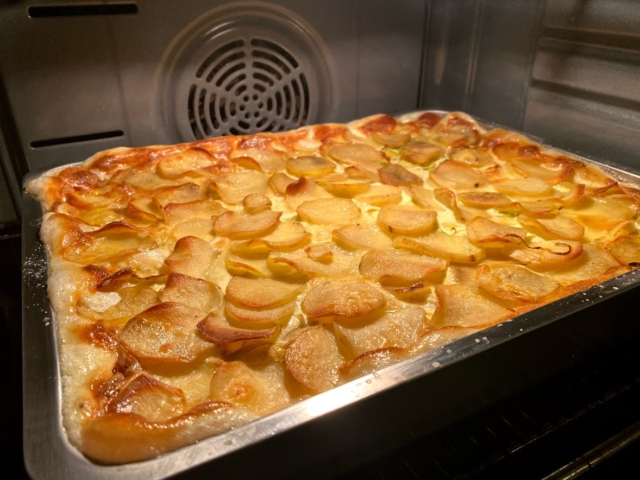 flødekartofler opskrift muskat lækre cremede bedste opskrift på flødekartofler verdens tilbehør