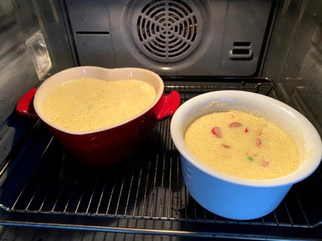 opskrift gratin med pølser blomkål skinke ærter gulerødder grøntsagsgratin sådan laver du