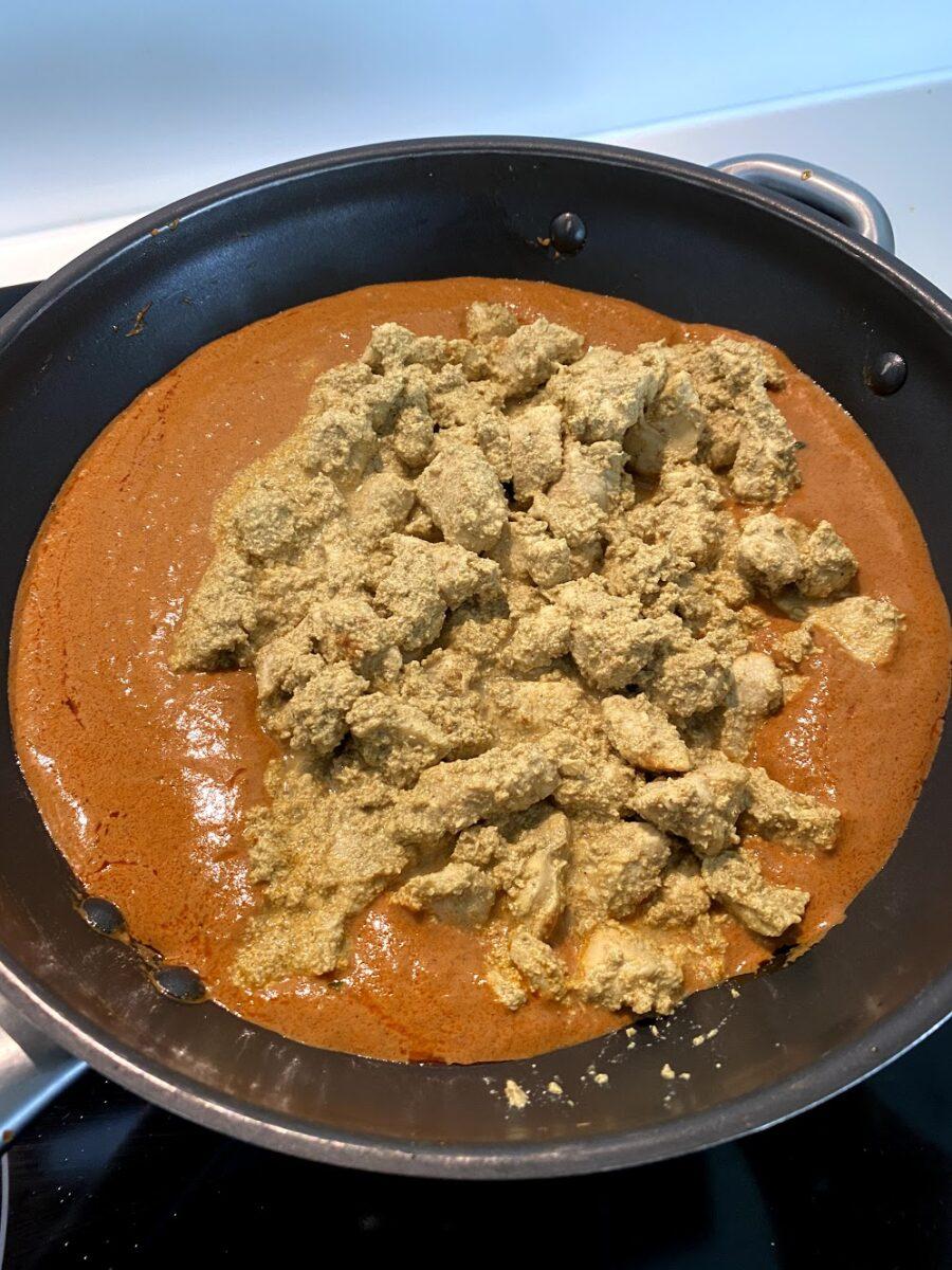 butter chicken opskrift på indisk mad bedste opskriften autentisk gastromand smør kylling recipe