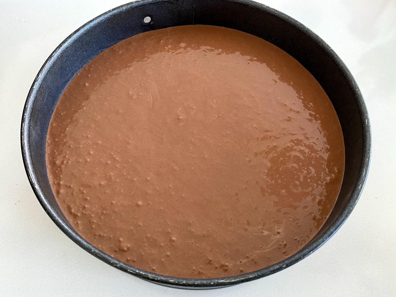chokolade cheesecake opskrift på sjokolade chesecake med jordbær velsmagende kiwi