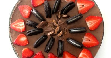 Chokolade cheesecake – super velsmagende (opskrift)
