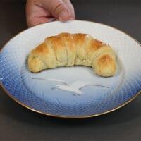 opskrift croissanter smør croisanter lette nemme god hjemmelavede