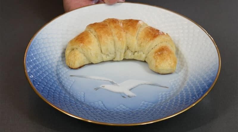 nemme smør croissanter croisanter krosanter