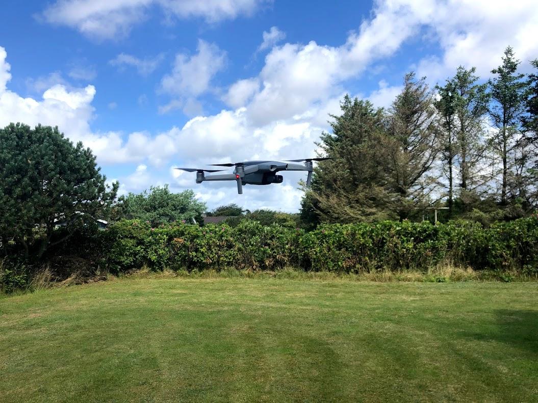 test review DJI mavic air 2 læs anmeldelse er den god drone i danmark købe en god drone 4k hd kvalitet Dalby Kirke Drone