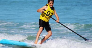 Stand Up Paddle Board (SUP) – en sjov sport