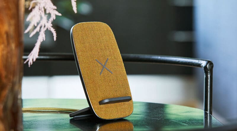CHARGEit Stand Dock Curry nyhed sackit.dk