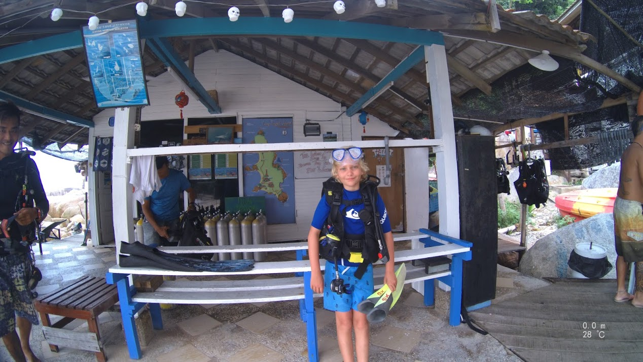 paralenz dykkerkamera test erfaring med