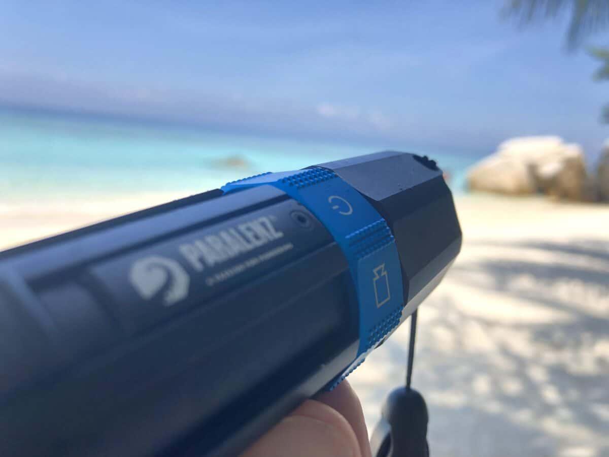 paralenz review test af god dykkerkamera godt