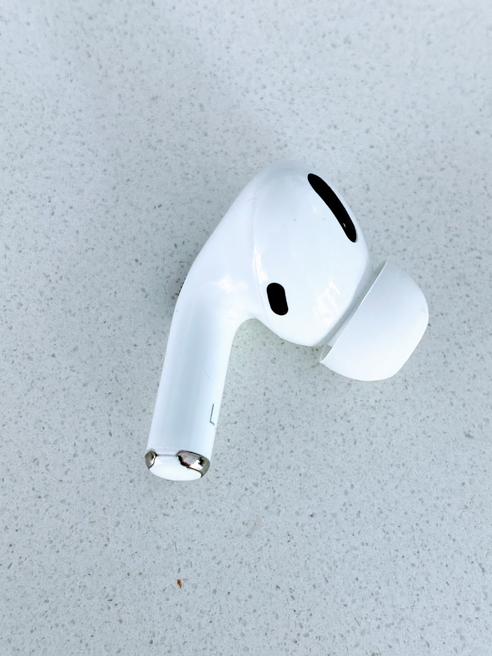 Test af JustBuds høretelefoner inear headset erfaring med dansk danske justsound.dk er de gode.