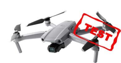 test review DJI mavic air 2 læs anmeldelse er den god drone i danmark købe en god drone 4k hd kvalitet