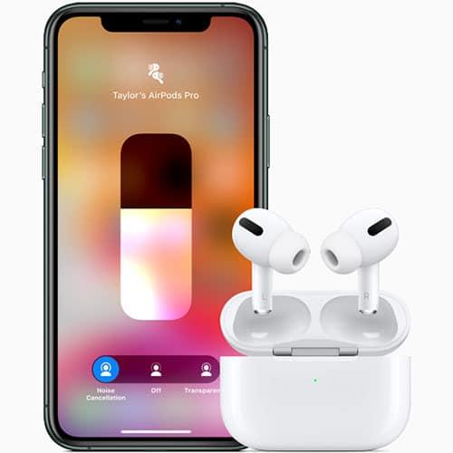 test apple airpods pro 2019 2020 anmeldelse test af virker de