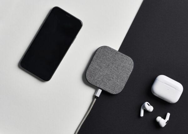 upstrøm upström to200 trådløs oplader for design dansk lækker iphone samsung qi