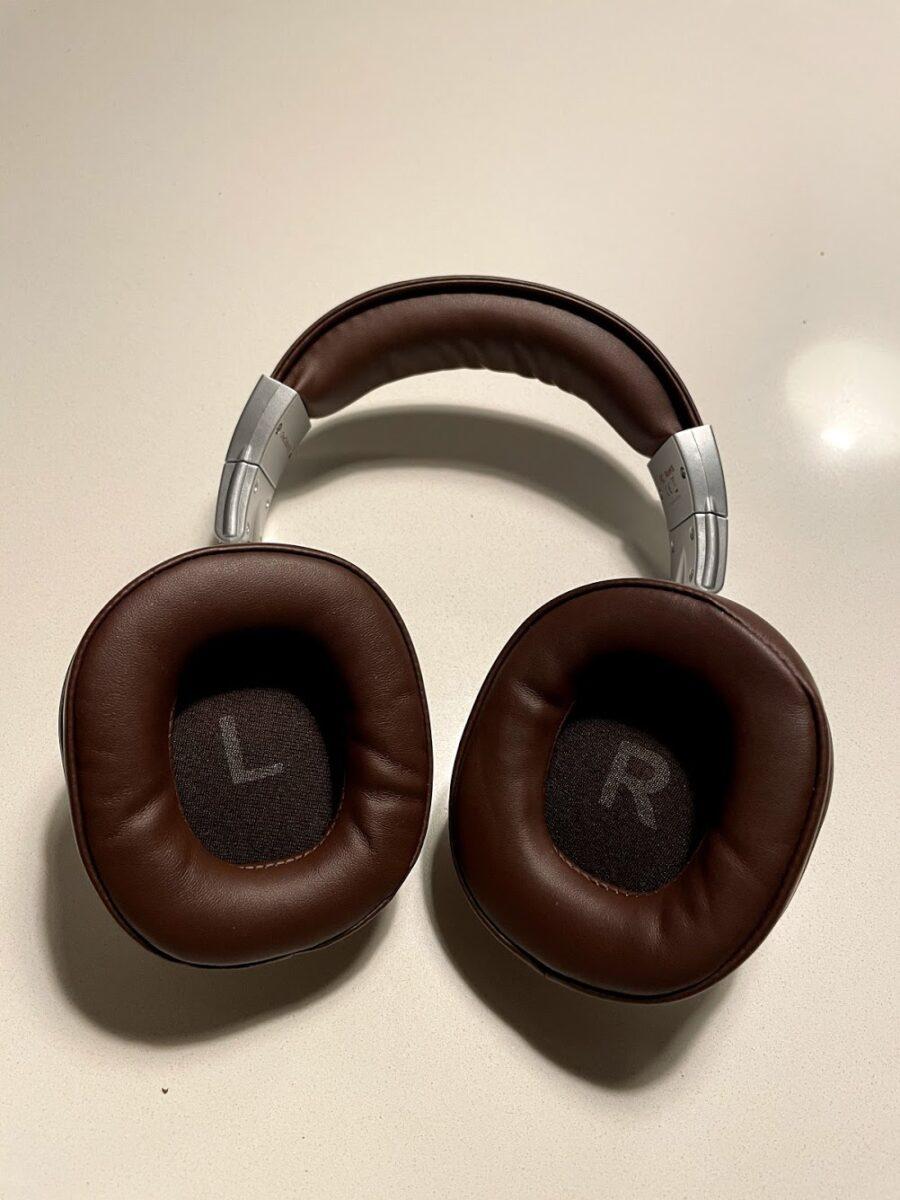 test af oneodio a70 bluetooth headset for kids adults noANC soft cheap billige høretelefoner anmeldelse til børn ingen støjreduktion lang batteritid