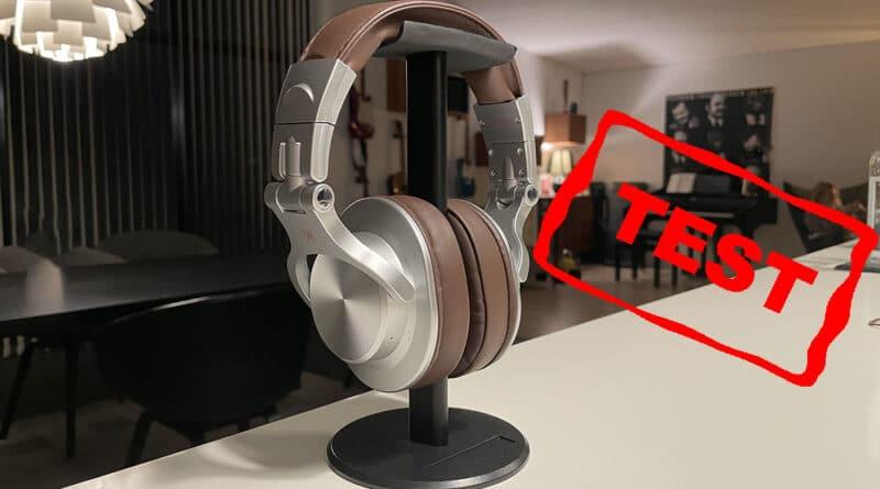 oneodio A70 billige trådløse bluetooth høretelefoner bløde god kvalitet køb hørebøffer til børn stereo anc bløde