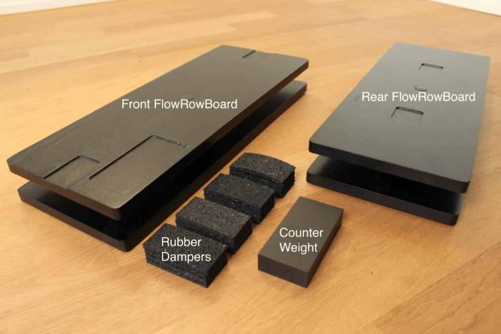 montering flowrow board concept 2