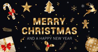 2020 glædelig jul og nytår