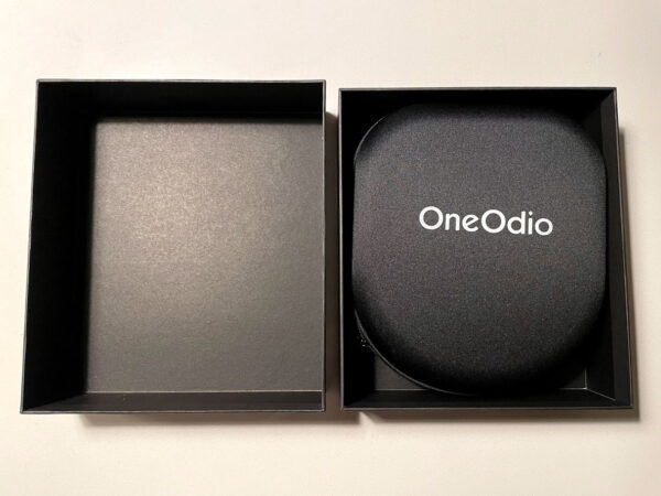 OneOdio A10 test review reveiw anmeldelse høretelefoner trådløs bluetooth med anc støjdæmpning aktiv active noise cancelling